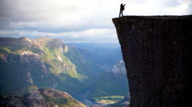 Pesona Tebing Paling Spektakuler di Dunia