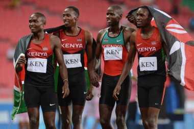 Virus Zika Ancam Kesempatan Tampil Kenya di Olimpiade