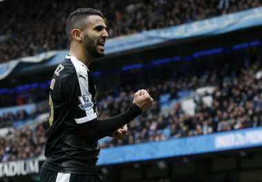 Bintang Leicester Tak Tahu Cara Melempar Bola
