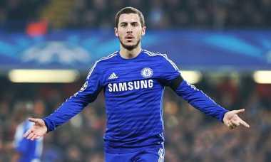 Hazard Setuju Tinggalkan Stamford Bridge