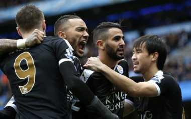 Leicester Enggan Bicarakan Titel Premier League