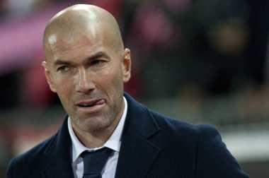 Raul Sebut Madrid Tepat Pilih Zidane