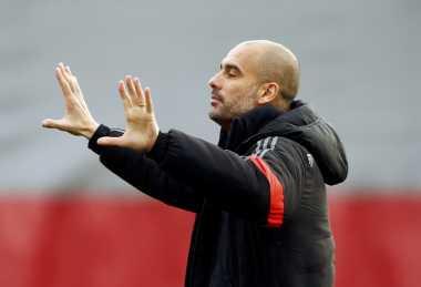 "Guardiola Bukan ""Ancaman"" bagi Pemain Barcelona"