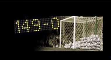 Soccerpedia: Laga Sepakbola dengan Skor Fantastis