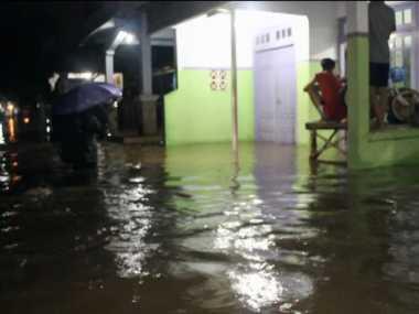 Banjir, Ratusan Warga Jombang Ngungsi