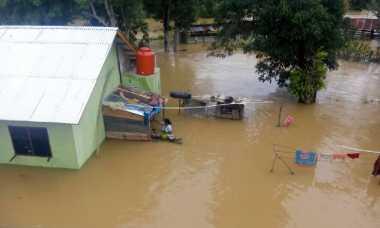 Banjir Kampar Kali Ini Terparah dalam Kurun 50 Tahun