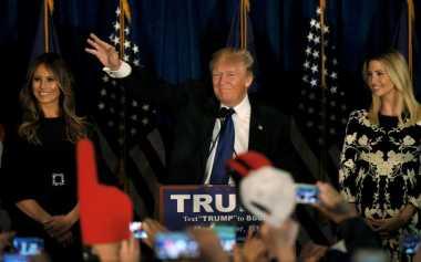 Solusi Ancaman Nuklir Korut, Trump: Lenyapkan Kim Jong-un!
