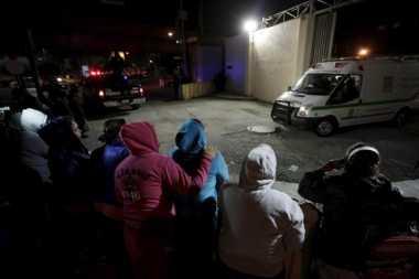 Kerusuhan Penjara di Meksiko Tewaskan Puluhan Narapidana