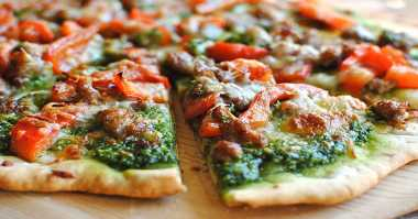 Suhu Tepat Panggang Piza