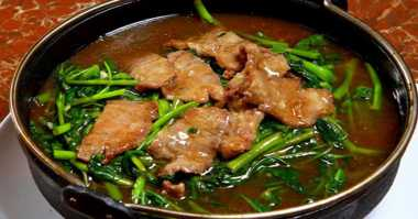 Resep Cah Kangkung Spesial untuk Lauk Sarapan