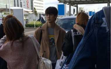 Youngmin 'Boyfriend' Dipuji Usai Selamatkan Fans