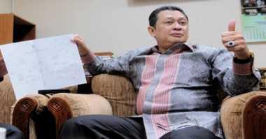 Permintaan Prasetyo Hentikan Kasus Samad Ditolak DPR