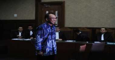 Putusan Jero Wacik Terlalu Ringan, JPU KPK Ajukan Banding