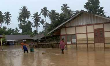 2.000 Jiwa Korban Banjir Solok Selatan Terancam Kelaparan