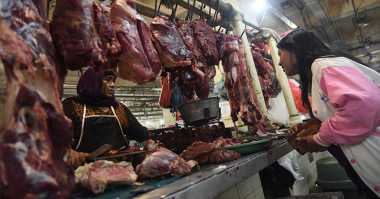 MUI: 50 Persen Daging Potong di Padangsidimpuan Tak Halal