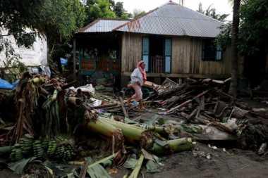 Dokumen Penting Terendam, Korban Banjir Berharap Kelonggaran Pengurusan