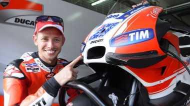 Bos Ducati: Stoner Takkan Usik Iannone dan Dovi