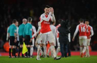 Bek Prancis Puas dengan Kariernya di Arsenal