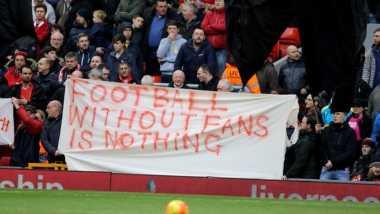 Urung Naikkan Harga Tiket, Liverpool Buat Surat Terbuka