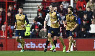 Arsenal Uji Kelayakan Melawan Leicester