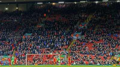 Tidak Ada yang Ingin Lihat Anfield Kosong