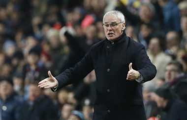 Ranieri Beberkan Proyek Jangka Panjang Leicester