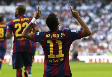 Barca Yakin Neymar Teken Perpanjangan Kontrak