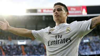 James Rodriguez Terancam Dibuang Madrid