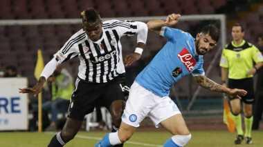 Ranieri Merendahkan Krusialnya Laga Juventus Kontra Napoli