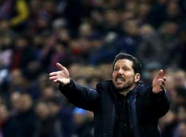 Simeone Terdepan Latih Inter Musim Depan