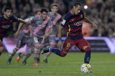Duo Manchester Berebut Dapatkan Neymar