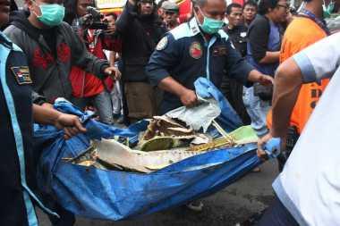 Polisi Bakal Olah TKP Lanjutan di Lokasi Jatuhnya Pesawat TNI