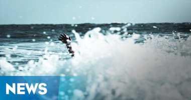 Siswa SMP Hilang saat Mandi di Sungai Kemuning