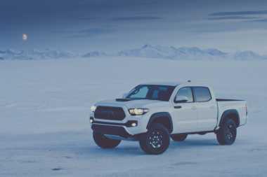 Mobil Misterius Toyota Diluncurkan di Amerika Serikat