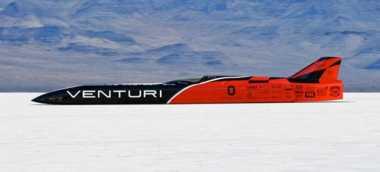 Mobil 'Peluru' Bertenaga Listrik Tercepat di Dunia, Bisa Lari 595 Km/Jam