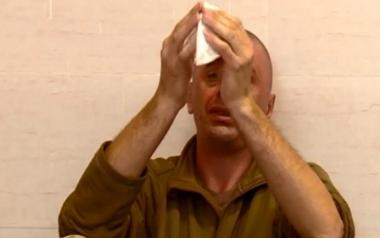 Isak Tangis Personel AL AS saat Ditahan Iran