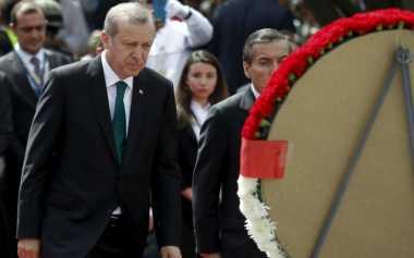 Erdogan Serukan Rencana Intervensi Militer Turki di Suriah