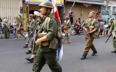 Kisah Pembelotan Tentara India, Hadiah Senjata & Kode Assalamualaikum