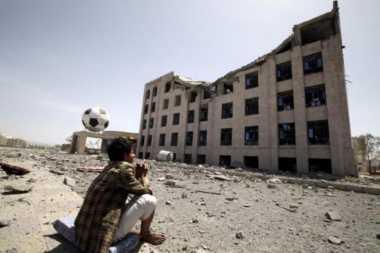 Arab Saudi Minta PBB Jauhi Wilayah Houthi