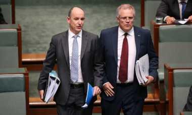 Langgar Kode Etik, Menteri Australia Mengundurkan Diri