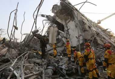 Update Gempa Taiwan: Korban Tewas Diduga WNI Ditemukan