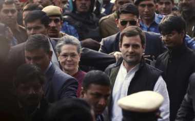 Diduga Korupsi, Anggota Dinasti Gandhi Diseret ke Pengadilan