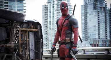 Top Film: Deadpool Jadi Tontonan Wajib di Februari
