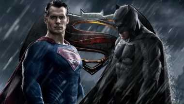 TERHEBOH: Bocoran Tegangnya Aksi Perkelahian Batman v Superman