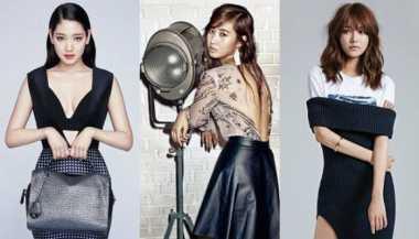 Park Shin Hye, Sooyoung, Yuri Dapat Penghargaan Saat Wisuda