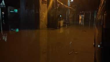 Banjir Masih Merendam Tiga Kawasan Ini