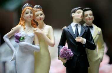 Diduga Pernikahan Sejenis, Asal Usul Mempelai 'Pria' Diinvestigasi