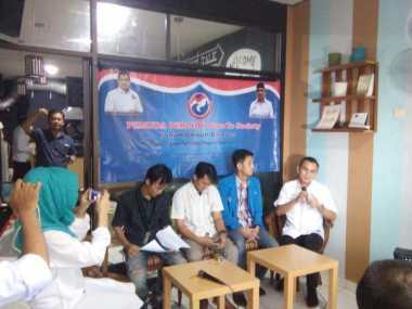 Pemuda Perindo Ingin Generasi Baru Pimpin Banten