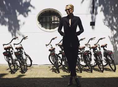 Kesan Sharaphova Kala Menjadi Turis di Amsterdam