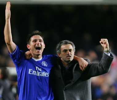 Lampard Dukung Mourinho Jadi Pelatih United